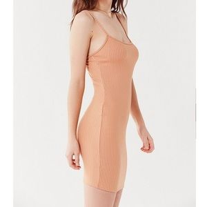 Tan Dress from Urban Outfitters
